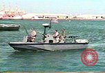 Image of Harbor Patrol crew Saudi Arabia, 1991, second 1 stock footage video 65675048335
