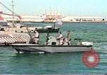Image of Harbor Patrol crew Saudi Arabia, 1991, second 3 stock footage video 65675048335