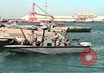 Image of Harbor Patrol crew Saudi Arabia, 1991, second 5 stock footage video 65675048335