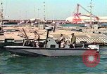Image of Harbor Patrol crew Saudi Arabia, 1991, second 7 stock footage video 65675048335