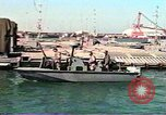 Image of Harbor Patrol crew Saudi Arabia, 1991, second 8 stock footage video 65675048335