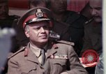 Image of Major general Taylor Egypt, 1980, second 1 stock footage video 65675048350