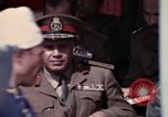 Image of Major general Taylor Egypt, 1980, second 4 stock footage video 65675048350