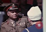 Image of Major general Taylor Egypt, 1980, second 6 stock footage video 65675048350