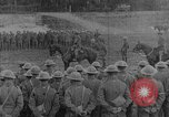 Image of British General addresses troops about to enter Battle of the Somme France, 1916, second 11 stock footage video 65675048358