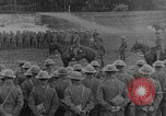 Image of British General addresses troops about to enter Battle of the Somme France, 1916, second 12 stock footage video 65675048358