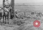 Image of British fight in Battle of Somme France, 1916, second 10 stock footage video 65675048359