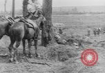 Image of British fight in Battle of Somme France, 1916, second 12 stock footage video 65675048359