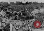 Image of British artillerymen firing a 9.2 inch howitzer France, 1916, second 7 stock footage video 65675048361