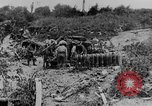 Image of British artillerymen firing a 9.2 inch howitzer France, 1916, second 10 stock footage video 65675048361