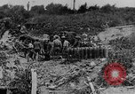 Image of British artillerymen firing a 9.2 inch howitzer France, 1916, second 11 stock footage video 65675048361