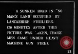 Image of British Lancashire Fusiliers France, 1916, second 3 stock footage video 65675048368