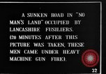 Image of British Lancashire Fusiliers France, 1916, second 4 stock footage video 65675048368