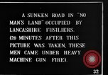 Image of British Lancashire Fusiliers France, 1916, second 5 stock footage video 65675048368