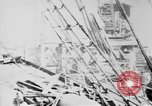 Image of War supplies being unloaded from a freighter Bordeaux France, 1918, second 8 stock footage video 65675048371