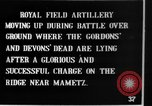 Image of British artillery moving in Battle of the Somme Mametz France, 1916, second 7 stock footage video 65675048376