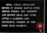 Image of British artillery moving in Battle of the Somme Mametz France, 1916, second 9 stock footage video 65675048376