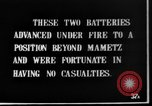 Image of British artillery moving in Battle of the Somme Mametz France, 1916, second 11 stock footage video 65675048376