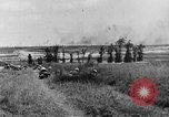 Image of German counterattack starts with artillery barrage La Boiselle France, 1916, second 6 stock footage video 65675048377