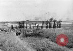 Image of German counterattack starts with artillery barrage La Boiselle France, 1916, second 8 stock footage video 65675048377
