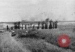 Image of German counterattack starts with artillery barrage La Boiselle France, 1916, second 11 stock footage video 65675048377