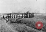 Image of German counterattack starts with artillery barrage La Boiselle France, 1916, second 12 stock footage video 65675048377