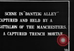 Image of British Manchesters occupy captured German trenches Mametz France, 1916, second 2 stock footage video 65675048378