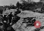 Image of British Manchesters occupy captured German trenches Mametz France, 1916, second 11 stock footage video 65675048378