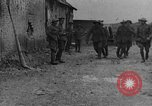 Image of British soldiers with captured German artillery La Boiselle France, 1916, second 8 stock footage video 65675048381