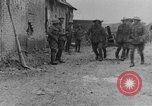 Image of British soldiers with captured German artillery La Boiselle France, 1916, second 9 stock footage video 65675048381