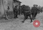 Image of British soldiers with captured German artillery La Boiselle France, 1916, second 11 stock footage video 65675048381