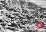 Image of Lancashire Fusiliers relaxing during lull in battle of the Somme France, 1916, second 11 stock footage video 65675048382