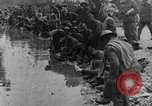 Image of British Essex Regiment soldiers washing up France, 1916, second 9 stock footage video 65675048383