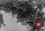 Image of British Essex Regiment soldiers washing up France, 1916, second 10 stock footage video 65675048383