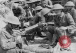 Image of Troops during lull in Battle of the Somme France, 1916, second 7 stock footage video 65675048384