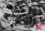 Image of Troops during lull in Battle of the Somme France, 1916, second 8 stock footage video 65675048384