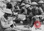 Image of Troops during lull in Battle of the Somme France, 1916, second 10 stock footage video 65675048384