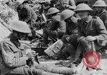 Image of Troops during lull in Battle of the Somme France, 1916, second 11 stock footage video 65675048384