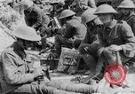 Image of Troops during lull in Battle of the Somme France, 1916, second 12 stock footage video 65675048384