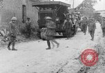 Image of British soldiers setup an 8-inch howitzer France, 1916, second 10 stock footage video 65675048385