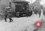 Image of British soldiers setup an 8-inch howitzer France, 1916, second 11 stock footage video 65675048385