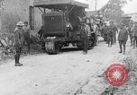 Image of British soldiers setup an 8-inch howitzer France, 1916, second 12 stock footage video 65675048385