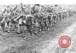 Image of British Worcestershire Regiment moving to the front lines France, 1916, second 8 stock footage video 65675048386