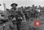 Image of British Battle Police round up German prisoners of war France, 1916, second 9 stock footage video 65675048389