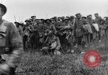 Image of British Battle Police round up German prisoners of war France, 1916, second 10 stock footage video 65675048389