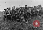 Image of British Battle Police round up German prisoners of war France, 1916, second 11 stock footage video 65675048389