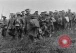 Image of British Battle Police round up German prisoners of war France, 1916, second 12 stock footage video 65675048389