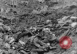 Image of Fallen German soldiers on battlefield France, 1916, second 9 stock footage video 65675048390