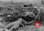 Image of Burial of dead German soldiers France, 1916, second 9 stock footage video 65675048391