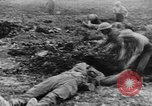Image of Burial of dead German soldiers France, 1916, second 10 stock footage video 65675048391